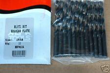 19/64 DRILL BITS  FOR DEWALT CRAFTSMAN NEW MADE IN USA ALFA TOOLS 12/PK BB74116
