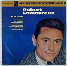 Robert Lamoureux 33 tours 25 cm Dit et chante