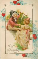 VALENTINE'S DAY- To My Valentine – udb – 1906