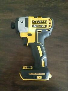 """DeWalt DCF887 1/4"""" 3 Speed Impact Driver - New/NEVER USED! Free Shipping!"""