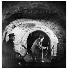 MN 23  SCARCE IMAGE  INSIDE OF MINE OF CANNOCK CHASE COAL MINE c 1890