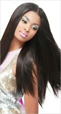 "Grade 7A 100% Brazilian Virgin Human Hair, Stght, 1 Pack Natural Col 1B# 10"" £20"