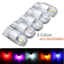 T10 168 194 W5W 3030 2SMD LED Bulbs Car Interior Reading Side Lamp Light 12/24V