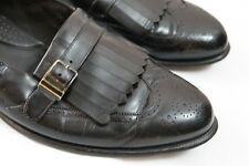 johnston and murphy mens shoes  (size 9.5 M I think, see comments) black dress