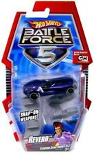 Hot Wheels Battle Force 5 Reverb Die-Cast Car [With Blasters]
