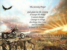 Serenity Prayer Short Version Inspirational Ready to Frame Art Print