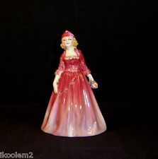 "M33 - Royal Doulton Miniature Figurine - 4"" - Rosamund - 1934 Date Code"