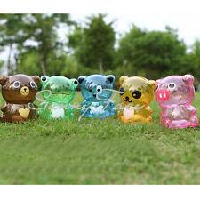 Bear Frog Cat Saving Money Coin Piggy Bank Convenient For Children Kids Lovely タ