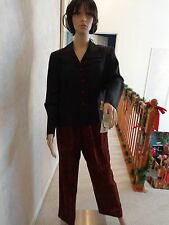 2 Pc. Jacket Pant Set by Ultra Dress of New York is NWT and a Size 10 (#0970)