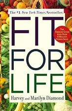Fit for Life by Harvey Diamond and Marilyn Diamond (2010, Paperback)