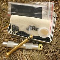 ULTIMATE WATERPROOF FIRE LIGHTING TINDER KIT FOR BUSHCRAFT/SURVIVAL KITS