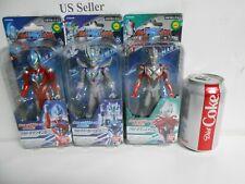 Set of 3~ Japan Bandai Ultraman Gift set
