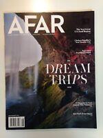 New AFAR MAGAZINE Jul Aug 2017 The Dream Trips; Visit Canada; Iceland; USA