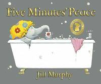 Five Minutes' Peace by Murphy, Jill, NEW Book, FREE & FAST Delivery, (Hardcover)