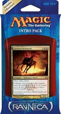 Return to Ravnica Intro Pack Rakdos Raid (ENGLISH) SEALED NEW MAGIC MTG ABUGames