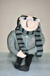 UNIVERSAL STUDIOS DESPICABLE ME GRU SOFT PLUSH TOY - CARD TAGGED