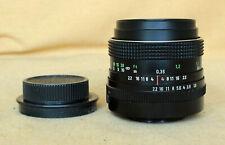 Pancolar 50/1.8 50mm MC electric Carl Zeiss lens Praktica M42 CLA works MINT