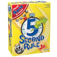 5 Second Rule Jr Board Game