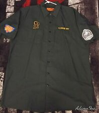 RARE GOTJ 2019 CREW WORK SHIRT 2XL SOOPA GATHERING JUGGALOS INSANE CLOWN POSSE