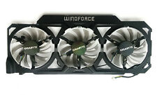 3X WindForce Cooling System W/ 3X 80mm Fans for GIGABYTE GTX 680, 760, 770, 780