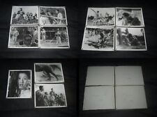 11 - Original SEVEN SAMURAI 1960 Swiss Lobby Cards  I WILL SELL INDIVIDUALLY