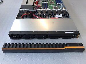 """Server rack (1U) Acer Altos R520 M2 (2,5"""") socket B Intel XEON DDR3 GA-7TTSH-RH"""