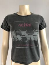 "Junk Food Los Angeles ACDC BAND ""LET THERE BE ROCK"" JUNIORS T- SHIRT Size M"