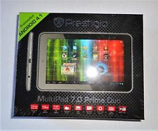 SOLDE - 40% Tablette PRESTIGIO MultiPad 7.0 Prime Duo Neuve Sous Blisters