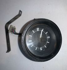 Clock out of a Datsun 280Z. —T2— (G-5)-2