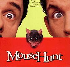 MOUSE HUNT / Alan Silvestri /RARE SOUNDTRACK OST CD MINT