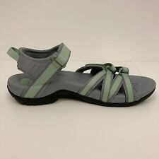 Teva Tirra 4266 Bering Sea Womens Sport Trail Sandals Size 9 Great Condition