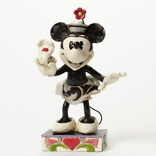 Disney Traditions 4043666 Yoo-hoo Minnie Mouse Figurine  24153