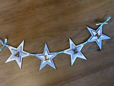 Personalised Wooden Name Bunting Children. Price Per Letter