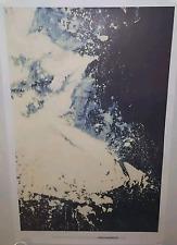 STERLING RUBY RAF SIMONS ART PRINT POSTER Abstract Painting Fashion Gagosian og