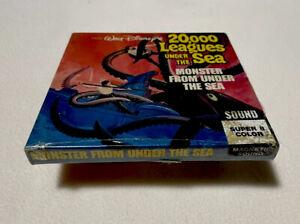 20,000 Leagues Under the Sea - Disney Abridged - 200' S8 Color Sound (New)