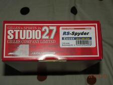 STUDIO 27 1/24 PORSCHE RS SPYDER LM 2008 RESIN KIT FK-2493