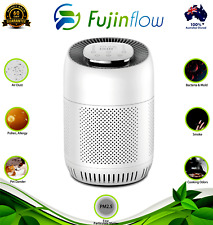Indoor Air purifier Antibacterial HEPA13 filter PM2.5 Temp Humidity Display