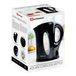 Electric Kettle Cordless Fast Boil Kettle Jug 1.8L 2200W