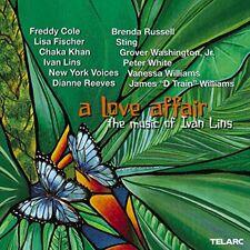 A LOVE AFFAIR: THE MUSIC OF IVAN LINS: VARIOUS ARTISTS (CD)