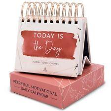 Inspirational Calendar Daily Flip Calendar With Motivational Quotes