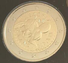 FRANCIA, 3 COINCARD 2€ 2019 CONMEMORATIVA DEL 60 ANIVERSARIO DE ASTERIX
