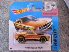 Articoli di modellismo statico Hot Wheels in ghisa per Ford
