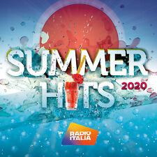 RADIO ITALIA SUMMER 2020 - 2 CD NUOVO SIGILLATO  JOVANOTTI ACHILLE LAURO GABBANI