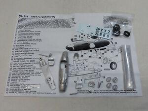 1/43 RL114K Ferguson P99 Stirling Moss KIT by SMTS