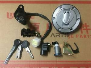 6-hole Fuel Cap Ignition Lock Set for Motorcycle Keeway RKS 125 150 200