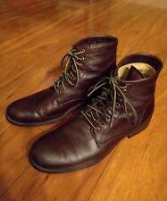 Frye Men's Tyler Lace Up Boot 86070 - Dark Brown - Size 12 D US