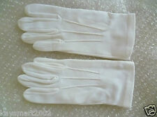Vintage Masonic Hand Gloves 100% Nylon made in Portugal (New*)