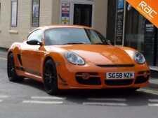 Coupe Porsche 50,000 to 74,999 miles Vehicle Mileage Cars