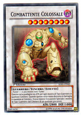 COMBATTENTE COLOSSALE Colossal Fighter 5DS1-IT043 (Played) Super Italiano YUGIOH