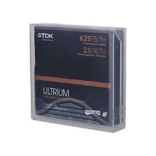TDK 62032 LTO6 2.5TB 6.25TB TAPES LTO-6 TDK WARRANTY 10 PACK NEW